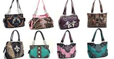 Camo Purses and Handbags and Rustic Bling http://www.therusticshop.com/?store=CamoforGirls