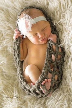 Baby Nest  Crochet Photo Prop by LilCreationsAtoZ on Etsy, $18.00#Repin By:Pinterest++ for iPad#