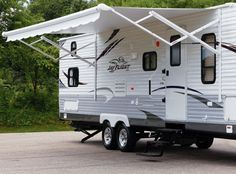 Your RV awning is an important (and fun) part of your camper... read up on some tips to use it and maintain it too!