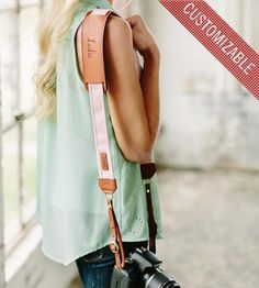 Custom Canvas Camera Strap by Fotostrap on Scoutmob Shoppe
