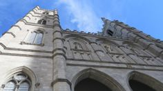 Outside the Notre-Dame Basilica. Montreal, 2013.