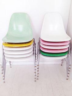 pretty chairs via sf girl by bay