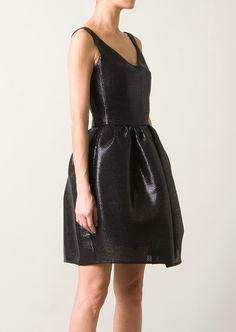 Carven Dresses :: Carven flared black dress | Montaigne Market : Minimal + Classic