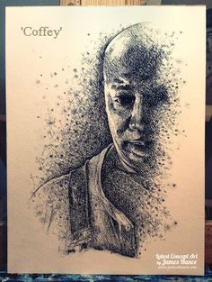'Coffey' (The Green Mile - Charcoal)