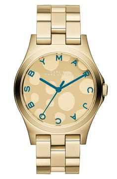 MARC BY MARC JACOBS Polka Dot Watch