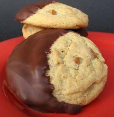 Banana Chip Butterscotch Pudding Cookies l The Monday Box