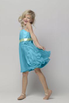 Seahorse 44834 Flower Girl Dress