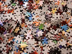 Jigsaw puzzles ....I still love these and has one on a table to work on daily.  It was a yearly tradition for a Christmas puzzle worked when I was small and we still do one each year.  Good ones are getting harder too get.