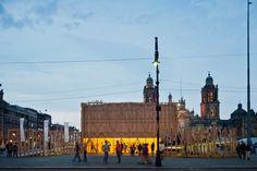 Pavilion for the Culture Fair / PRODUCTORA
