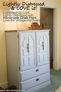 My First Chalk Paint Project!