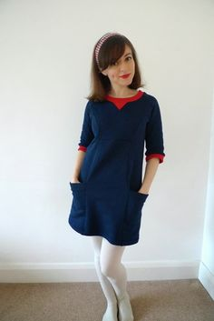 Lola sweatshirt dress