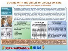 Withdrawal and the Child of Divorce