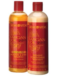 """This is EXTREMELY inexpensive but makes my hair feel full & soft, """"binds"""" any split ends together, and smells wonderful!       Creme of Nature Argan Oil - InStyle Best Beauty Buys 2012 Winner #instylebbb"""