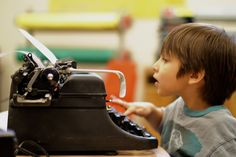 Tips on how to teach children to type faster