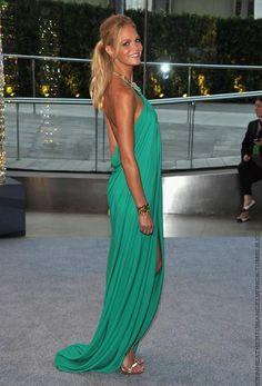 model, fashion, turquoise, style, michael kor, dresses, red carpets, cocktail, erin heatherton