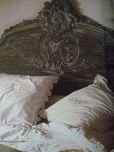 beautiful bed - French style
