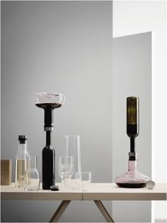 Modern Wine Aerator & Cooler