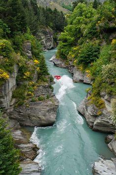 Shotover River, Otago ~ South Island, New Zealand