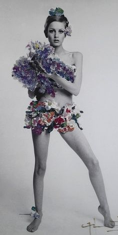 twiggy #Vogue #1967….I LUVie IT