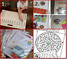 Learning Fun for Boys: Homeschooling Pinterest Fun