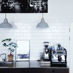 Kitchen details via Bungalow 5.
