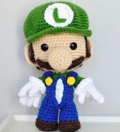 Luigi: http://allaboutami.tumblr.com/post/21835560808/luigi