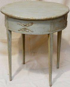 Gustavian table