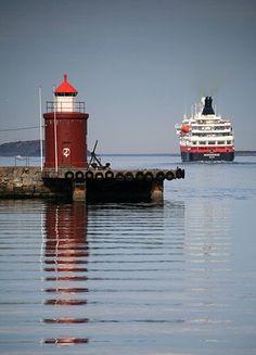 Molja Lighthouse~Ålesund~ Norway