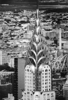 The Chrysler Building was built in 1928. It is one of the most famous buildings in America. It is often confused with the Empire State Building, whose construction started in 1929. The Chrysler Building is most famous for its arch's at the top of the building. At it's time of construction, it was the tallest structure in the world.