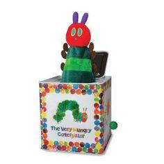 caterpillar in the box