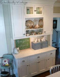 stock cabinets
