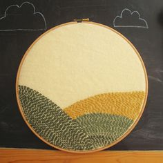 field embroidery