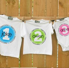 Matching Sibling shirtsbig brother big brother baby by zoeysattic, $48.00