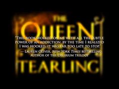 ▶ THE QUEEN OF TEARLING by Erika Johansen | Book TrailerY (Adult/YA Crossover. Fantasy)