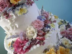 How to Make Sugar-Frosted Flowers
