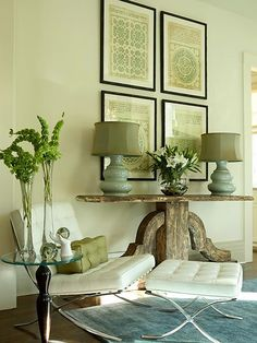 Transitional Entryways in  from HGTV