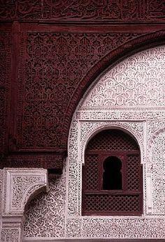 Morocco...