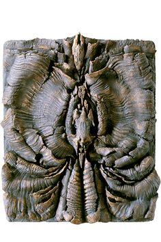 Christa Gebhardt, creepy vagina sculpture