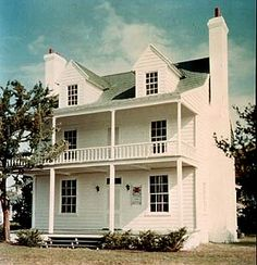 Beaufort, NC - Blackbeard's house