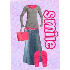 """""""Smile :)"""" by dixiegirl-778 on Polyvore"""