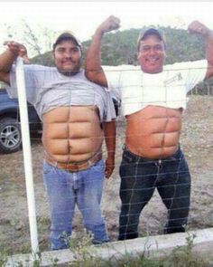 Now u can have a sixpack too.