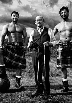 The Lawson's Whisky lads always a kilted pleasure #kilt