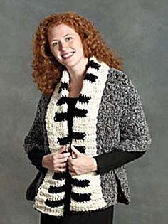 Free Crochet Pattern: Crochet Piano Wrap