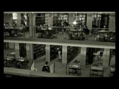 White as Snow - U2  clip made in the Berlin library according to a Wim Wenders movie