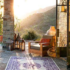 Dream veranda in Santa Barbara
