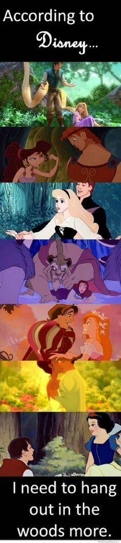 According to Disney