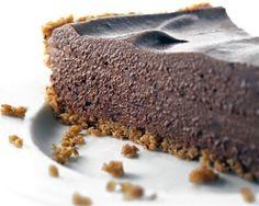 Chocolate Bourbon Tart