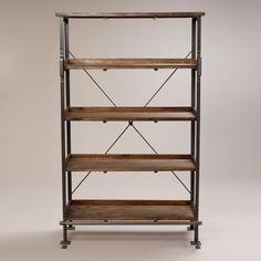 Emerson Shelf with Step