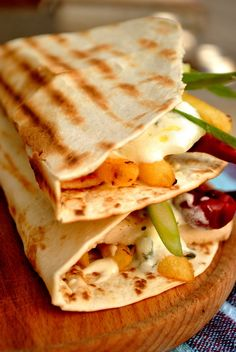 Tortillas – cum să le faci acasă.