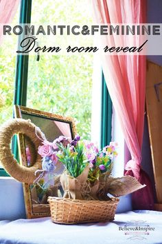 DIY Dorm Room Decor on Pinterest